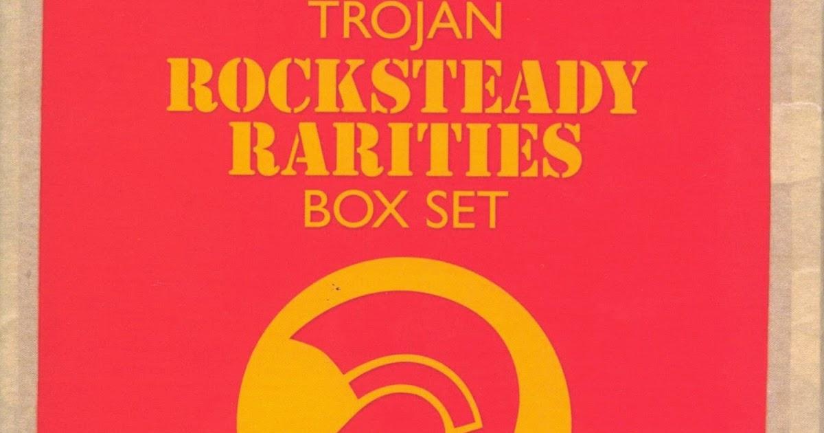 trojan rocksteady rarities box set