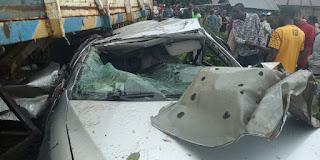 BREAKING: LAUTECH Students Involve In Auto Crash, 2 students confirm dead.