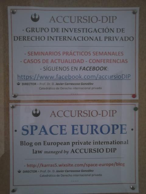 ACCURSIO-DIP (Grupo de investigación de Derecho Internacional Privado)