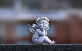 Angioletto statua