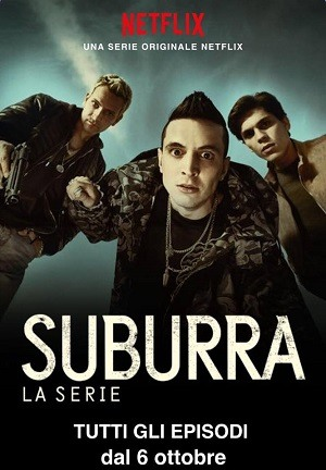 Suburra - Sangue em Roma 2ª Temporada Torrent