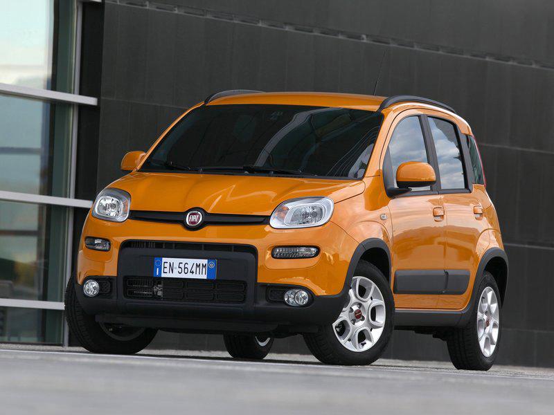 2013 Fiat Panda Trekking Review Cars Review