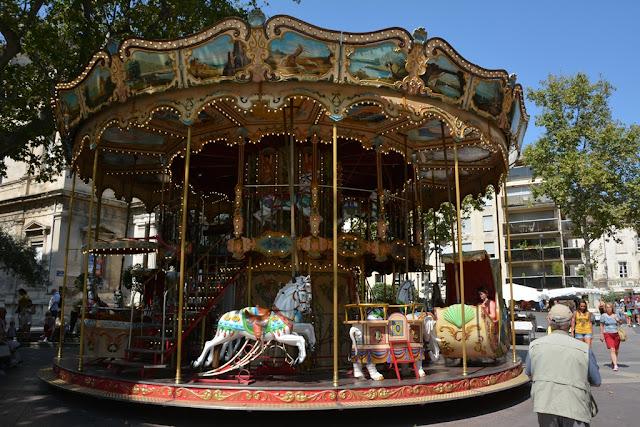 Avignon caroussel