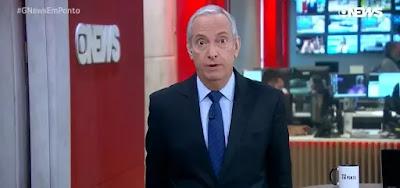José Roberto Burnier no GloboNews