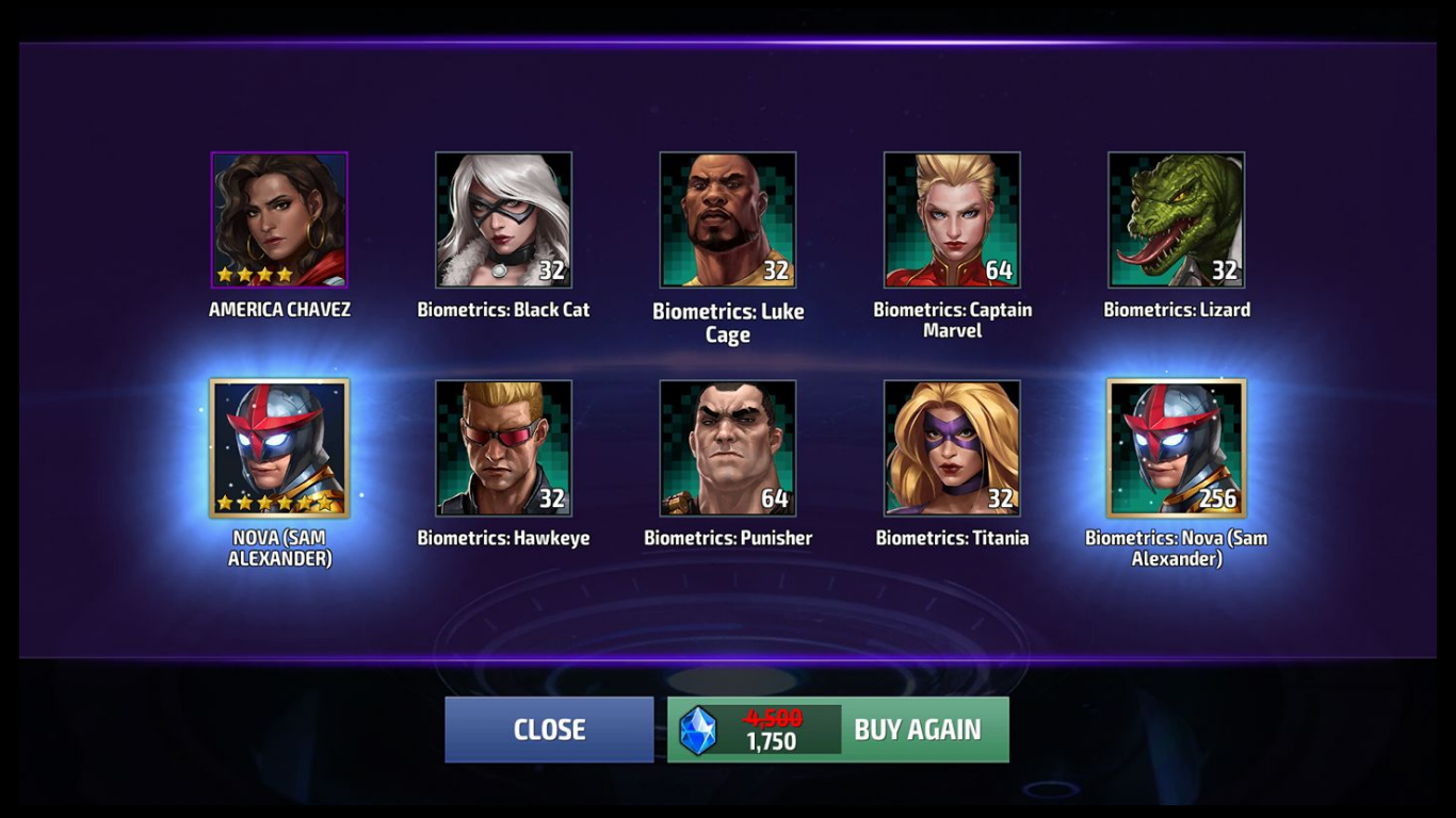 gacha marvel future fight