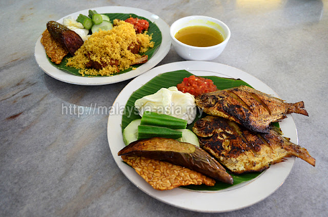 Malay Food Sandakan