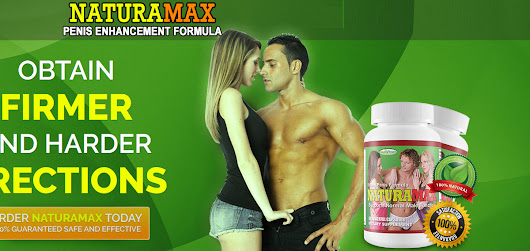 Naturamax Penis Enlargement Pills