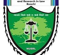 NUSRL Ranchi 29 Law Faculty Vacancies Recruitment 2017