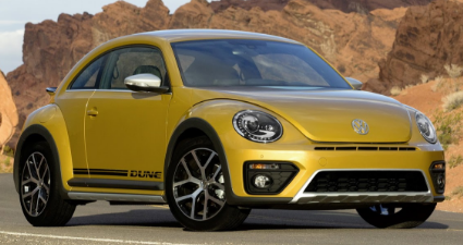 VW Beetle Review, Price and Specification
