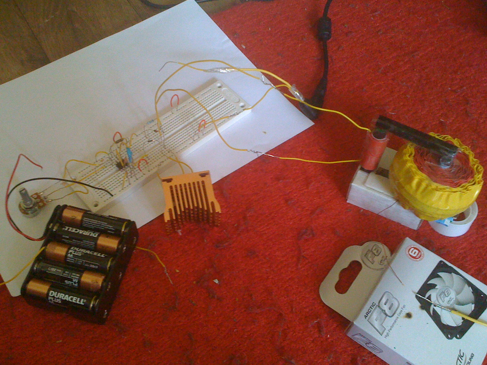 Homemade Flyback Transformer - Home GiftWatches CO