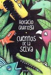 Portada del libro completo cuentos de la selva descargar pdf gratis
