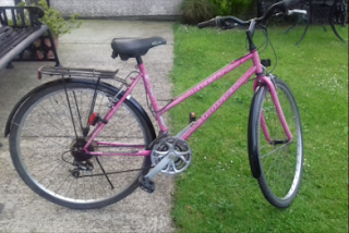 Stolen Bicycle - Ammaco Liberty