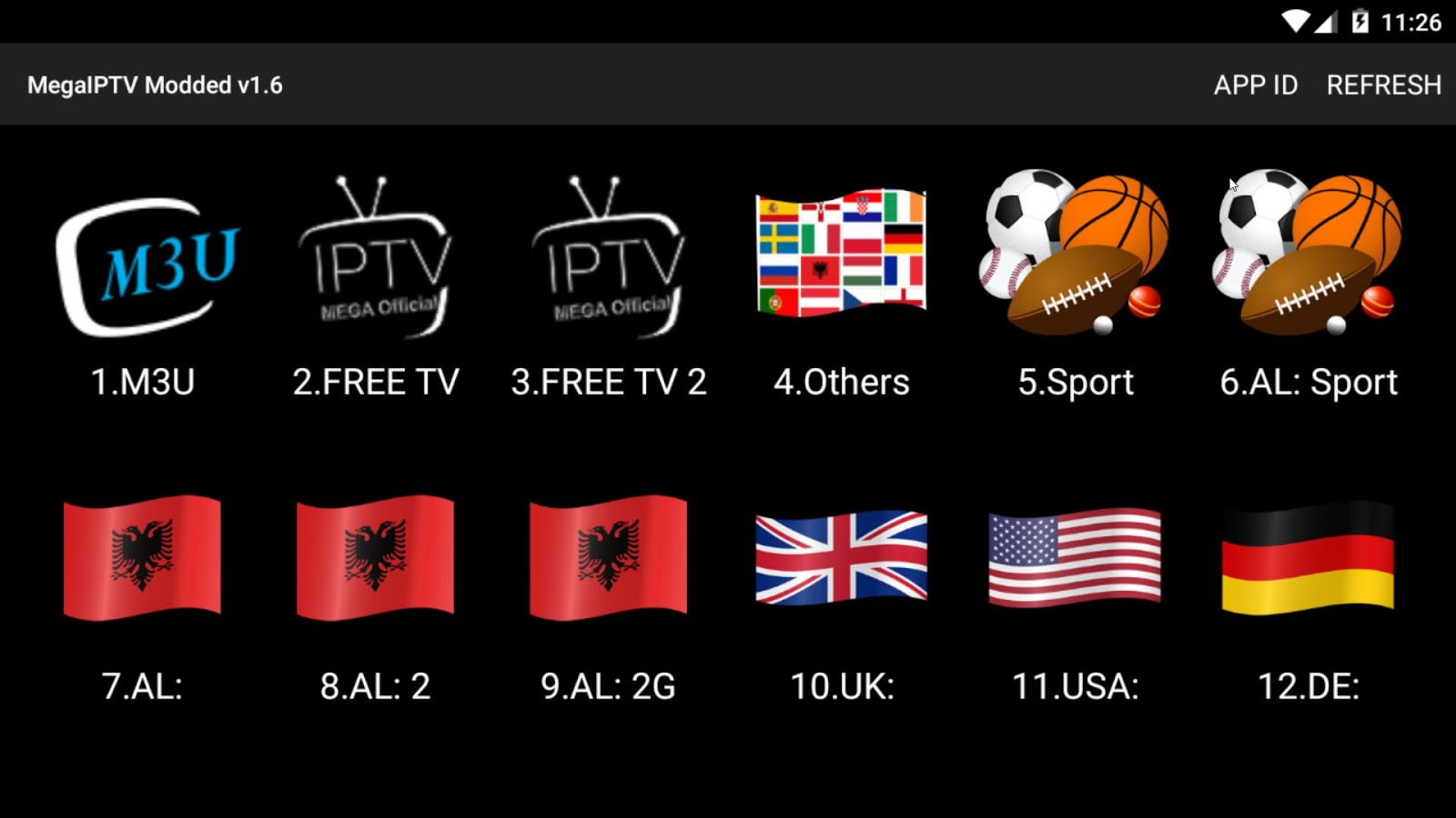 Mega Iptv Apk App For All Android Amazon Fire Devices