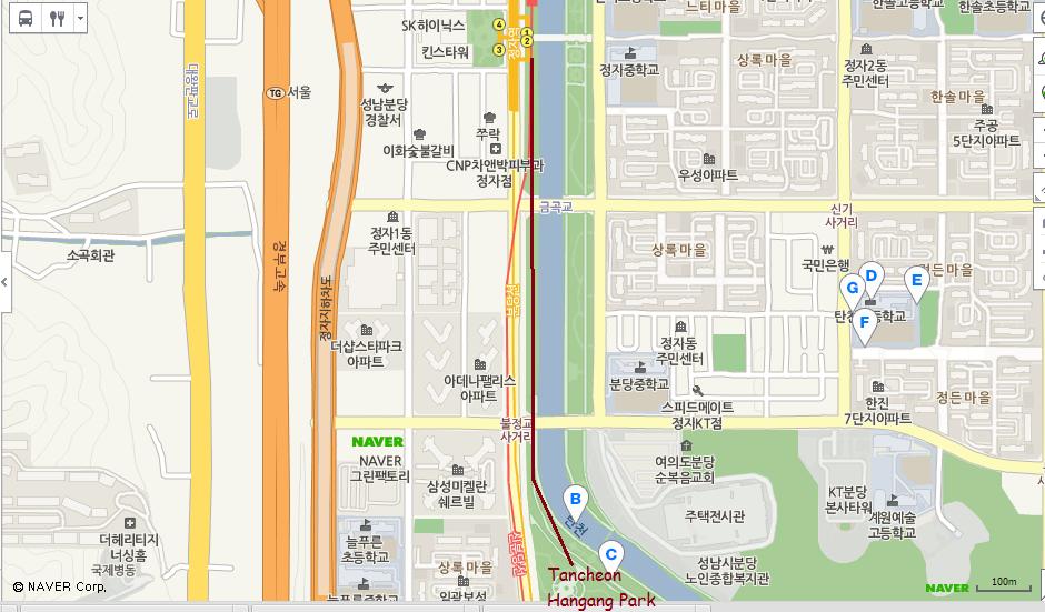 Jeongja Station Subway Map.Suburbs On The Subway Exploring Jeongja Cafe Street Grim S Diary