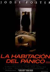 pelicula La Habitación del Pánico (Panic Room) (2002)