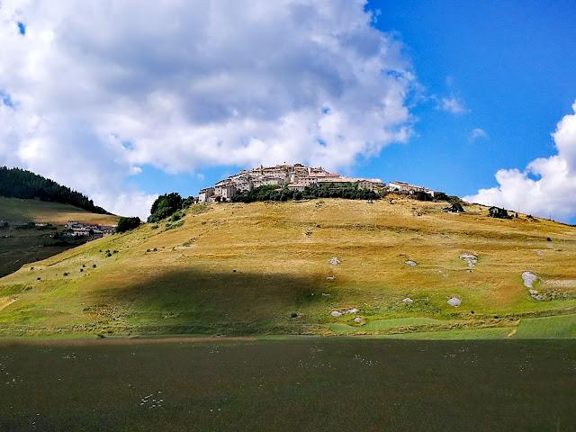 Castelluccio di Norcia - Foto di Monica Gatti