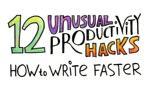 Tips for a writer to increase productivity