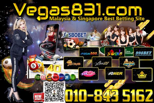 Malaysia Online Casino Malaysia Vegas831