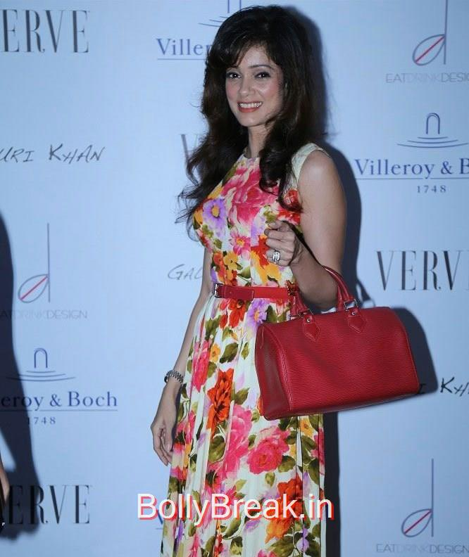 Vidya Malvade, Rouble Nagi Gauri Khan Hot Pics At Villeroy & Boch High Tea at Gauri Khan's
