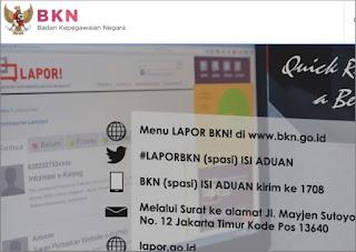 BKN Blocking Layanan Kepegawaian Kepada 93.721 PNS yang Tidak Registrasi PUPNS