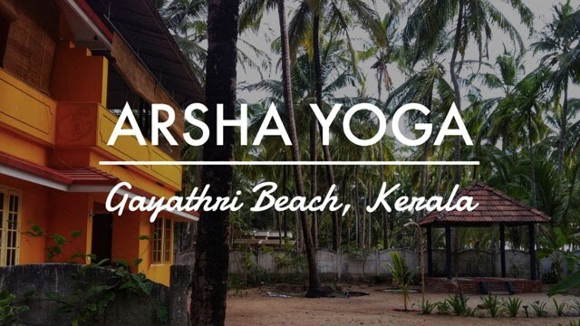 Arsha Yoga Ashram in Kerala Near Kochi