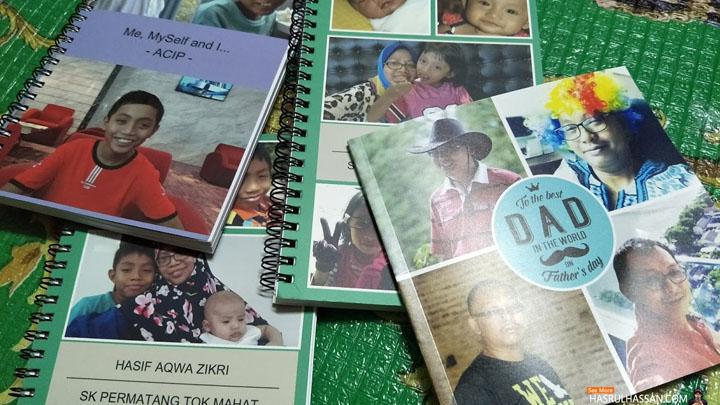 Buku Nota Istimewa Photobook