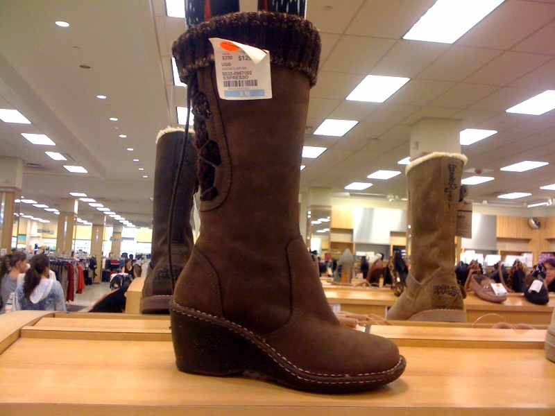 how much does a pair of ugg boots cost