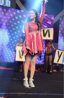 Sunny Leone Dancing on stage At Rogue Movie Audio Music Launch ~  047.JPG