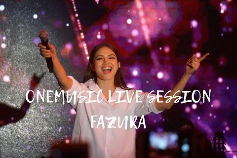 SEPETANG DI ONEMUSIC LIVE SESSION BERSAMA FABULOUS FAZURA