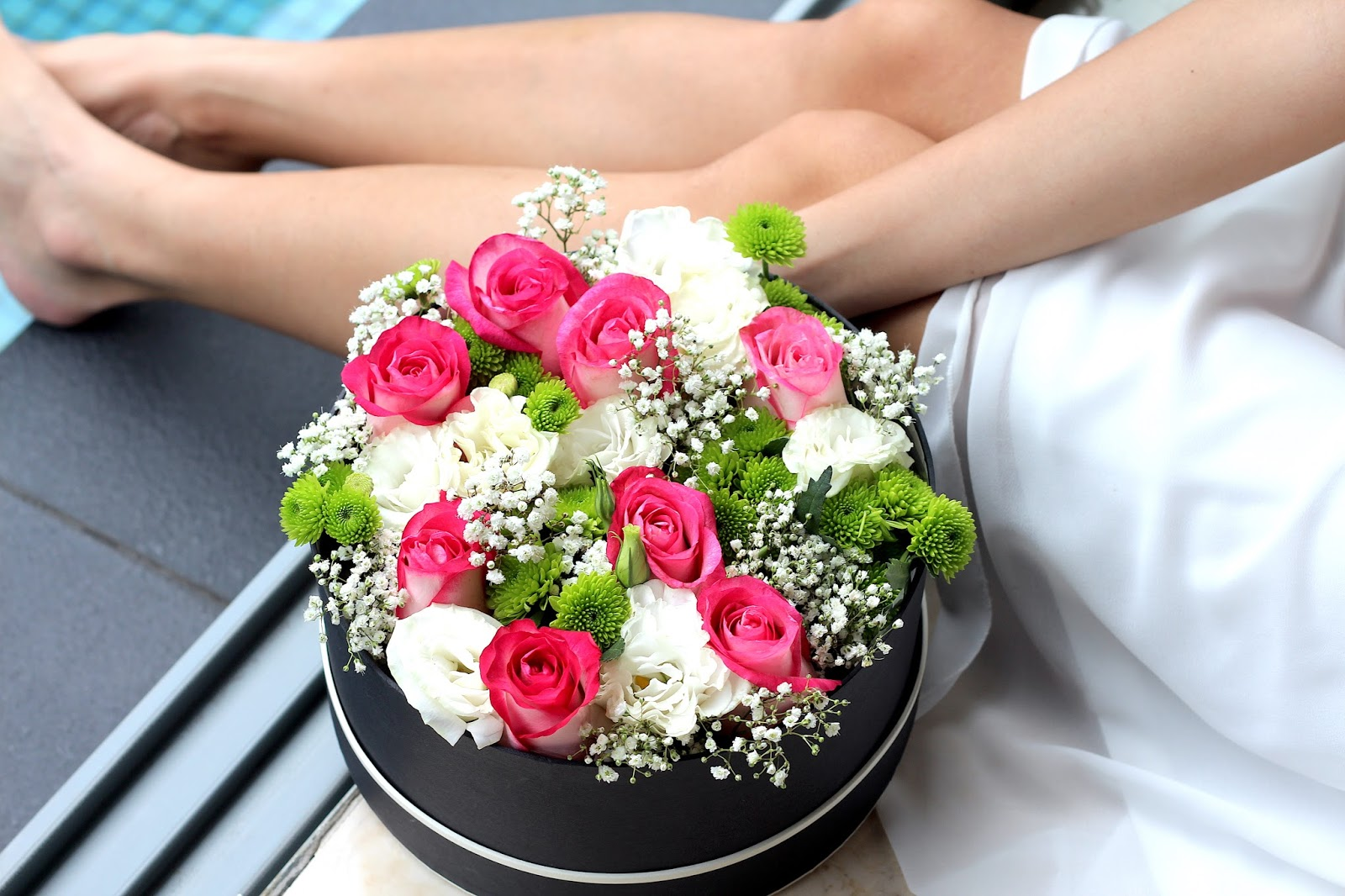 Floral garage cheapest florist in singapore kaiting hearts other than specializing in sending fresh flowers floral garage also offers many products like gift hampers congratulatory flower stands izmirmasajfo