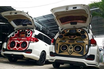 sound efect Honda Mobillio