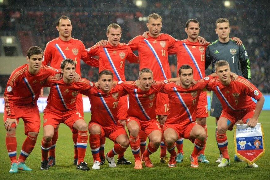 Watch Russia live online. World Cup Brazil 2014 games free streaming. Best websites for football matches without signing up.