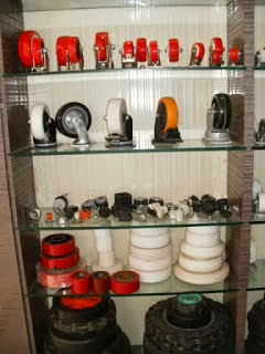 Merhaba Tyres  castor Wheel store, Trolley wheels, Hospital furniture