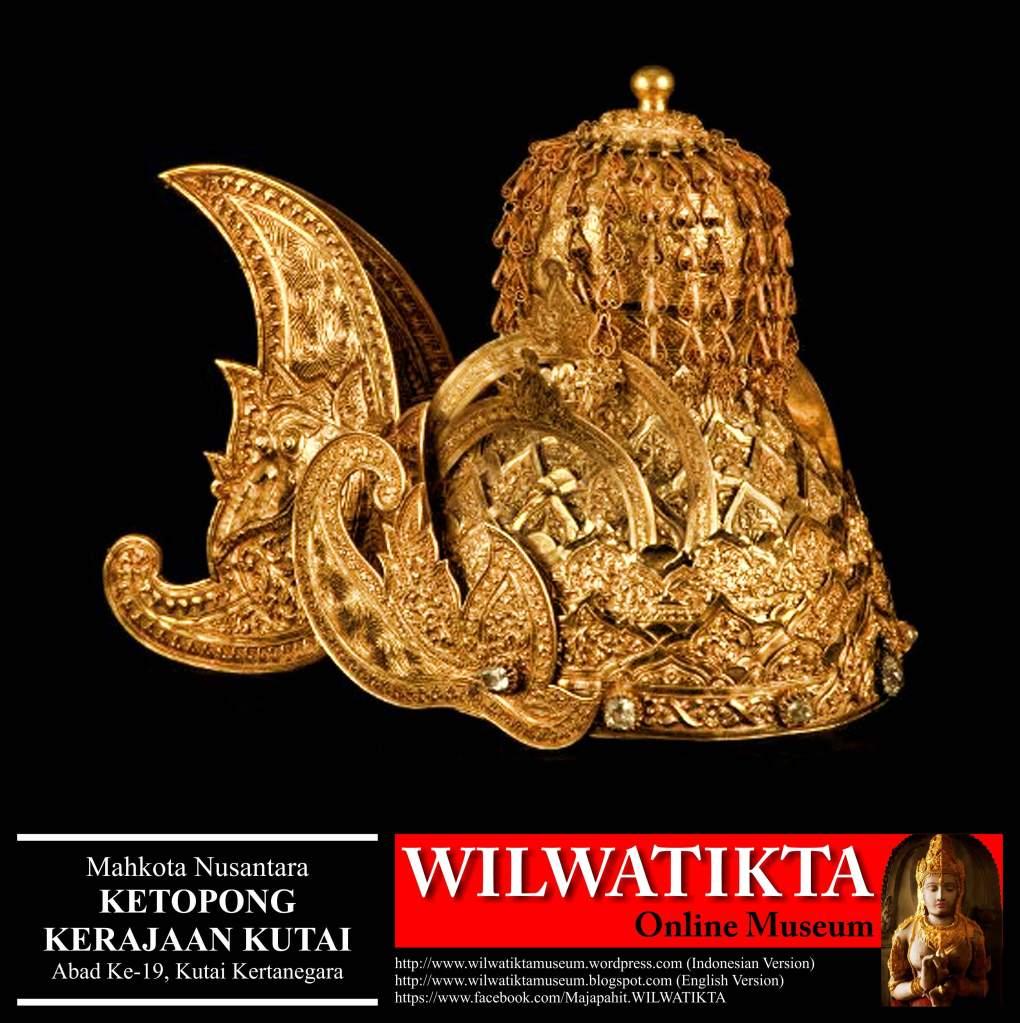 Mahkotamahkota Emas Kerajaan di Nusantara oleh Heri Agung