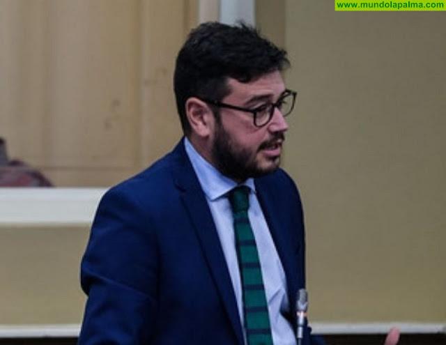 Qadri valora positivamente que se incluya, en los Presupuestos de Canarias 2020, la partida para el techado del CEO Barlovento