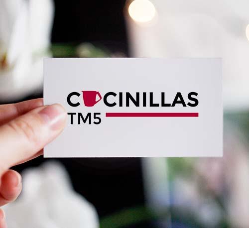 Logotipo de CocinillasTM5