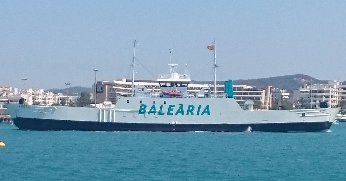 Ferrybalear el virot de bale ria se incorporar el for Oficina balearia ibiza