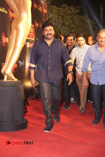 Chiranjeevi Stills at Gemini TV Puraskaralu Event  0021.JPG