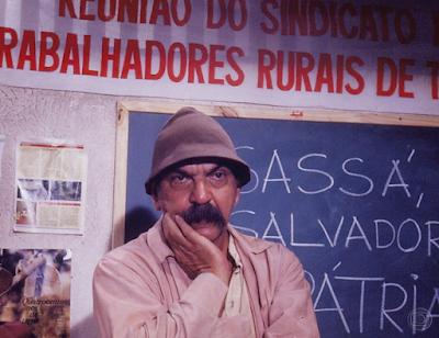O SALVADOR DA PATRIA