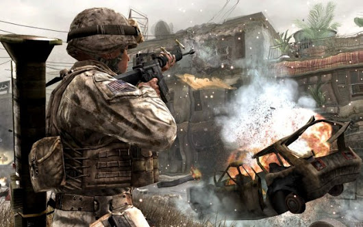 Editorial | The horror of war in video games.