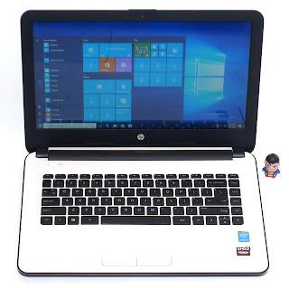Laptop Gaming HP 14-ac123TX Core i3 Gen.5