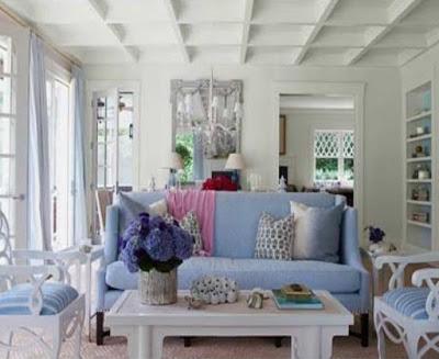 Contoh Desain Interior Ruang Keluarga Minimalis