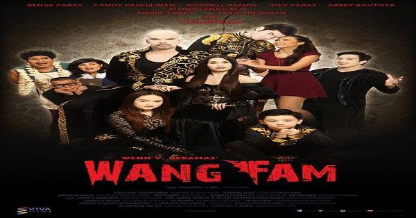 Wang Fam (2015) HDRip