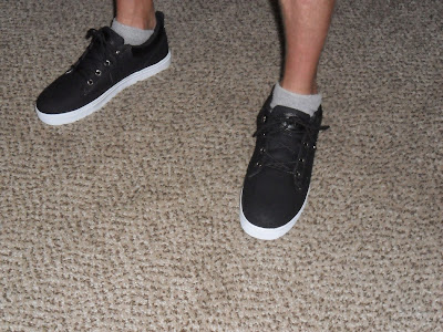 Lugzurious shoes for dad. Lugz Footwear Review.