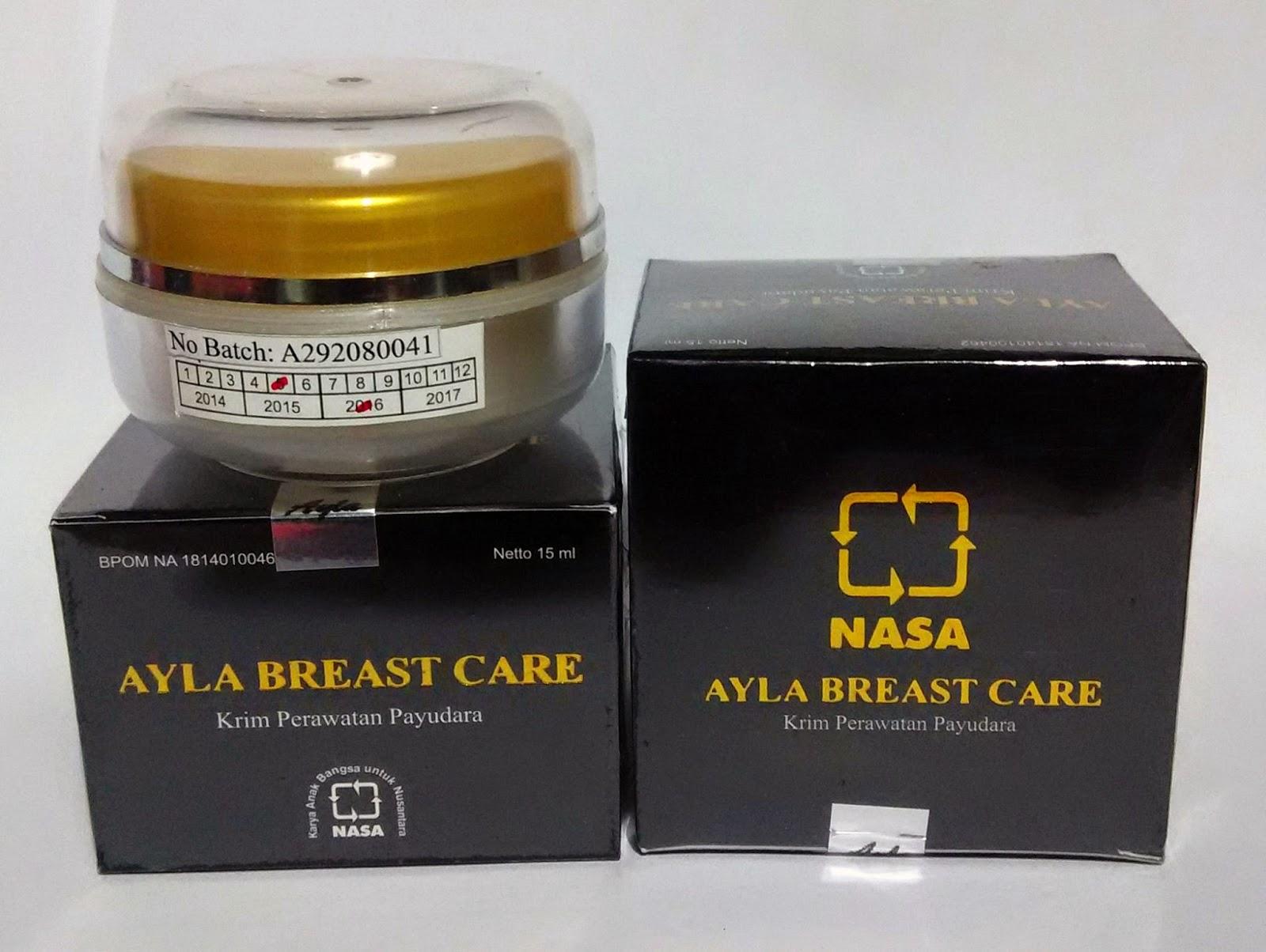 Kelebihan Ayla Breast Care