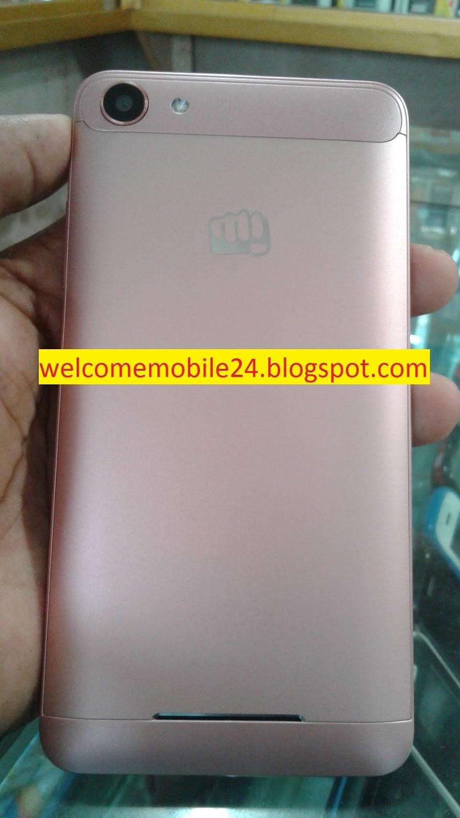 Welcome Mobile: MICROMAX Q350 FLASH FILE MT6580 6 0 (V08