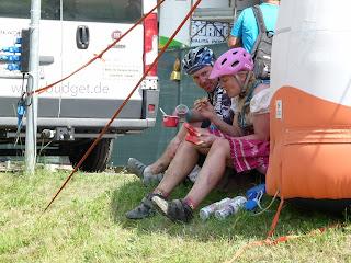 schnelle regeneraton bei etappenrennen mountainbike