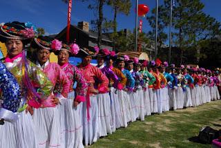 Mosuo Chinese minority