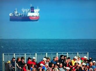 Captan Barco volador en Escocia
