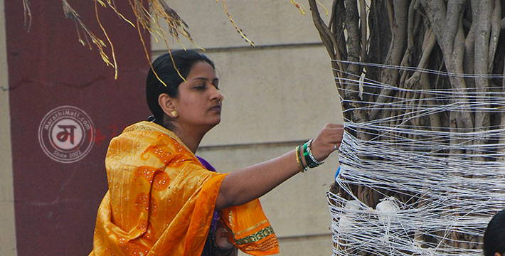 वट सावित्री पूजा - सण-उत्सव | Vat Savitri Pooja - Festival